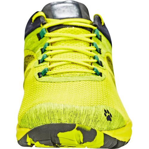 Jack Wolfskin Portland Chill Low - Chaussures - jaune